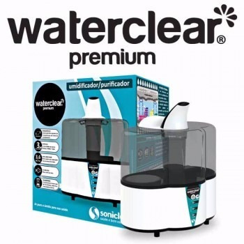 5f8c95251b42e Umidificador Purificador De Ar Waterclear Premium 3