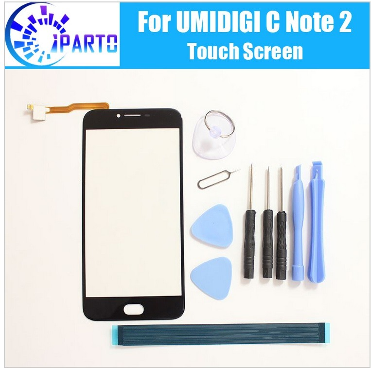 Umidigi C Note 2 Tela Vidro Reposição - Encomenda