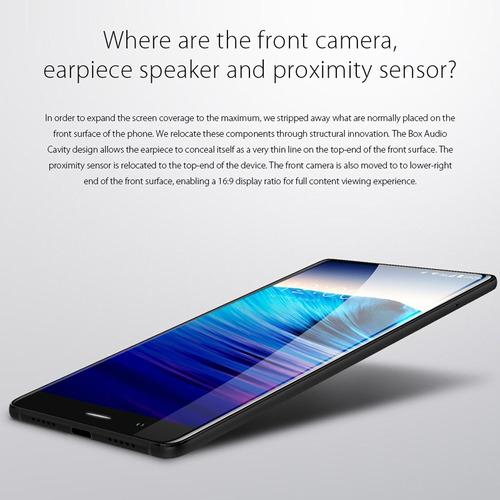 umidigi crystal android 7 phone - octa-core, 4gb 64gb, cuerp