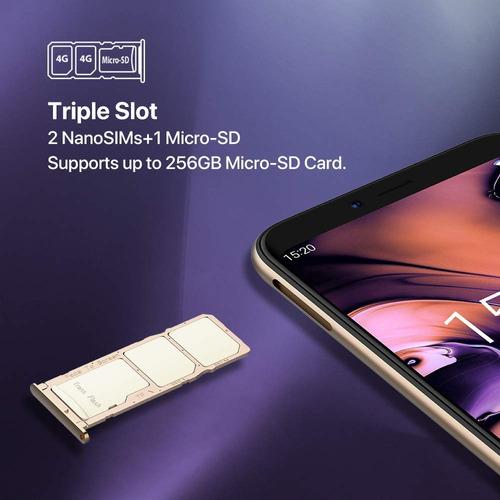 """umidigi mobile a3 5.5 """"16gb teléfono celular con ..."""