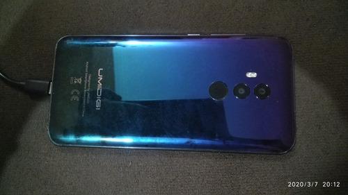 umidigi z2 - 6gb + 64gb - tela 6.2 - android 8.1 dual sim