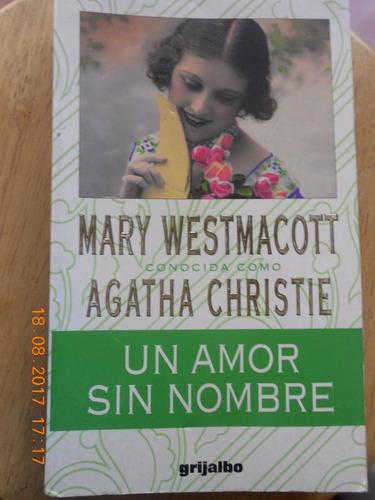 un amor sin nombre - agatha christie