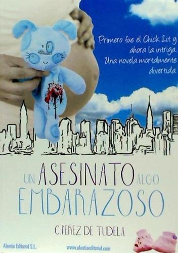 un asesinato algo embarazoso(libro novela y narrativa)