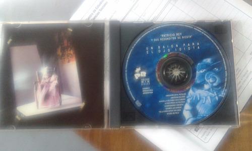 un baion para el otro idiota - los redondos - cd