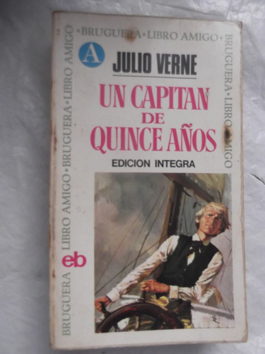un capitan de 15 años julio verne bruguera
