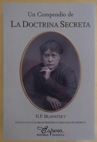 un compendio de la doctrina secreta - h. p. blavatsky