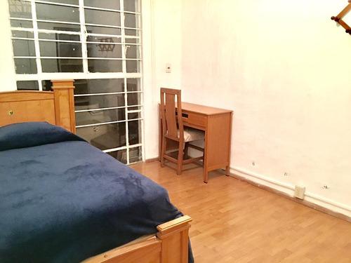 un cuarto en renta en una linda casa en san pedro