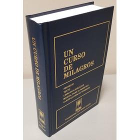 Un Curso De Milagros - Tapa Dura - Edicion De Lujo