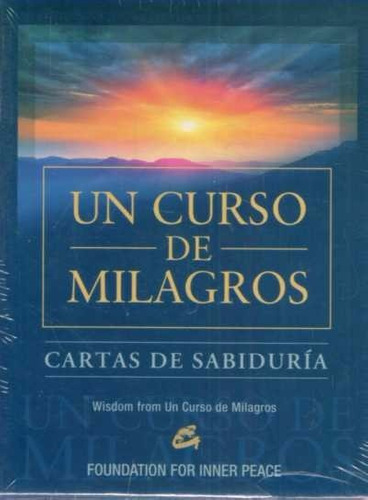un curso de milagros - cartas de sabiduria - gaia