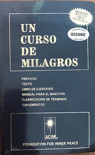 un curso de milagros (libro nuevo)