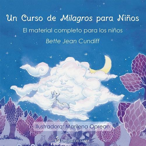 un curso de milagros para niños - cundiff - ob stare libro