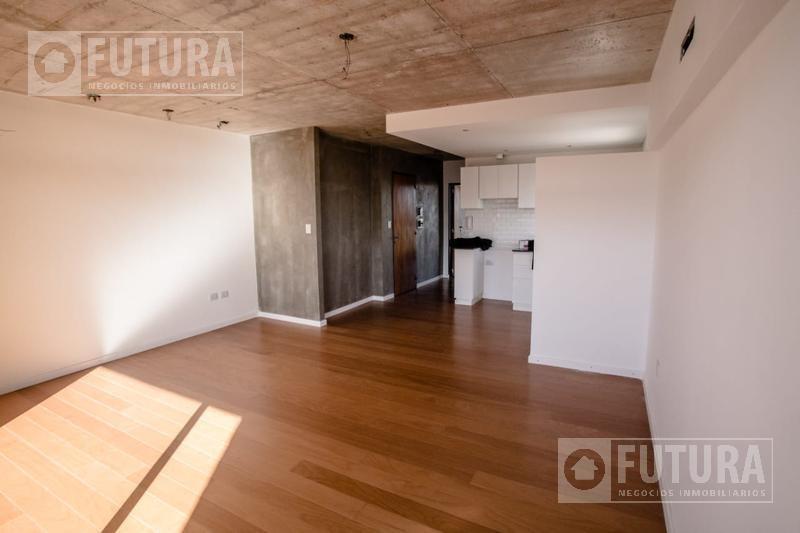 un dormitorio semipiso en venta  - olive 1436  - edificio olivares ii  - barrio arroyito  rosario