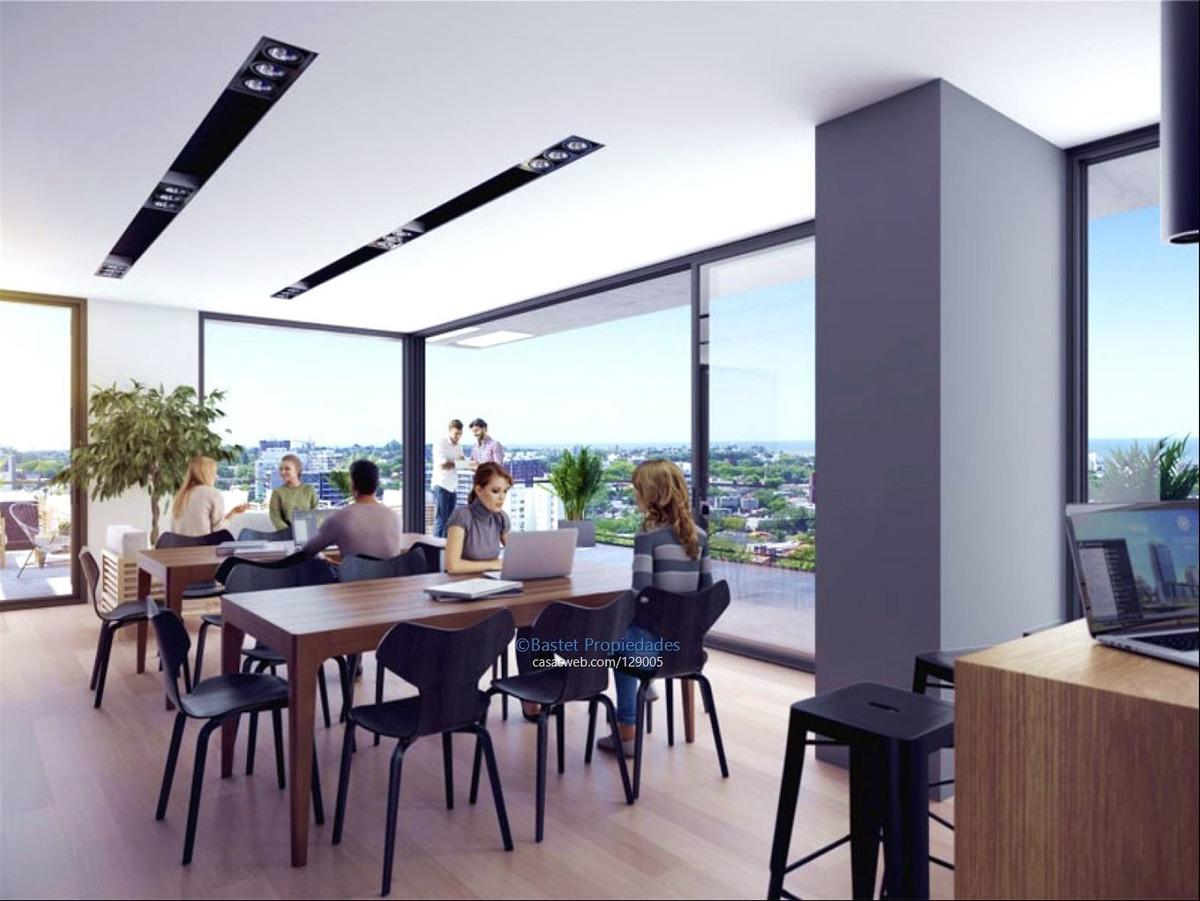 un dormitorio, terraza, financiación