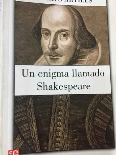 un enigma llamado shakespeare. artiles