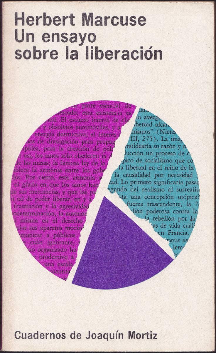 Un Ensayo Sobre La Liberación / Herbert Marcuse - S/ 45,00 en Mercado Libre