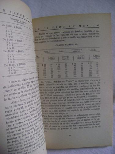 un estudio del costo de la vida en méxico - jesús silva h.