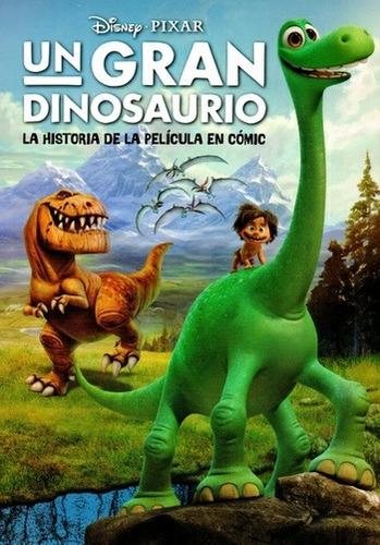un gran dinosaurio la historia de la pelicula en comic -  -