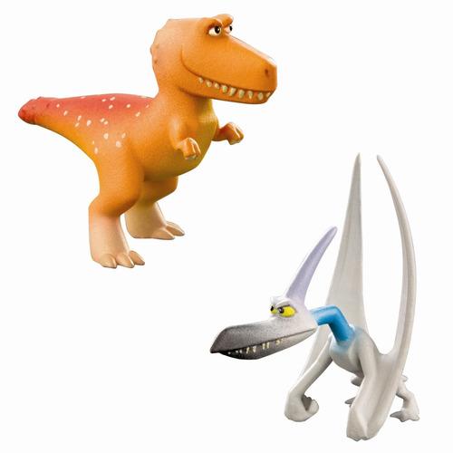 un gran dinosaurio ramsey & pterodactyl