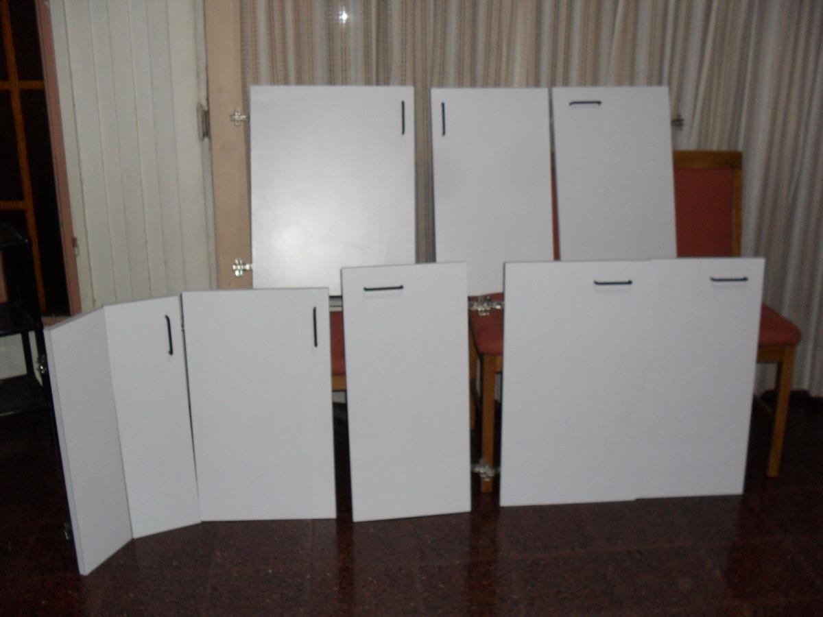 Un Juego De Excelente Puertas Para Mueble De Cocina - $ 4.600,00 en ...