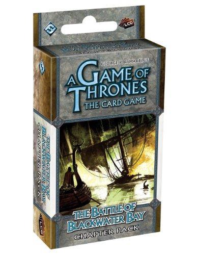 un juego de tronos: el juego de cartas - paquete de la batal