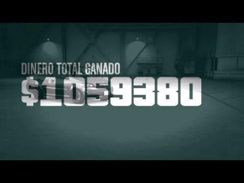un millón de dinero en gta online solo ps4