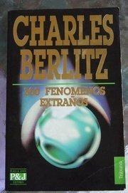 un mundo de fenomenos extraños charles berlitz