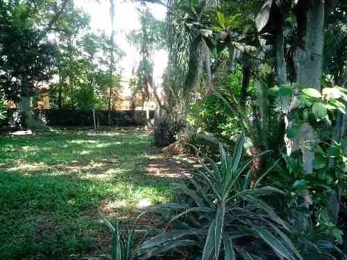 un nivel amplio jardín en privada tranquila