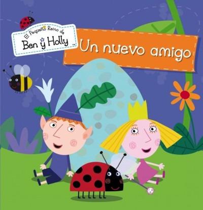 un nuevo amigo(libro infantil y juvenil)