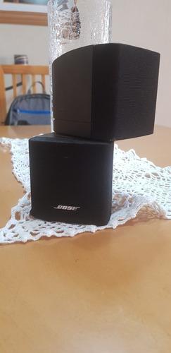 un parlante bose cubo doble impecable sonido garantía