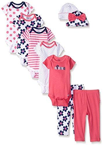 8a7db1ac Un Pijamas Bebe Gerber 9 Piezas 0 6 Meses - $ 177.900 en Mercado ...