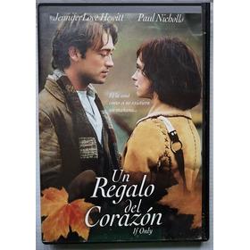 Un Regalo Del Corazon (if Only) Dvd Jennifer Love Hewitt
