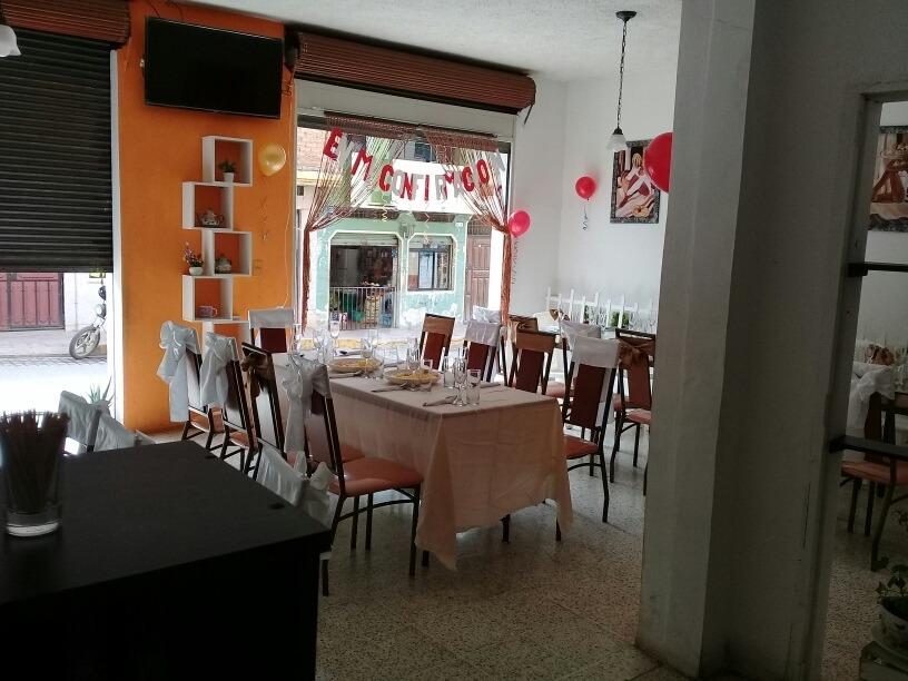 un restaurante