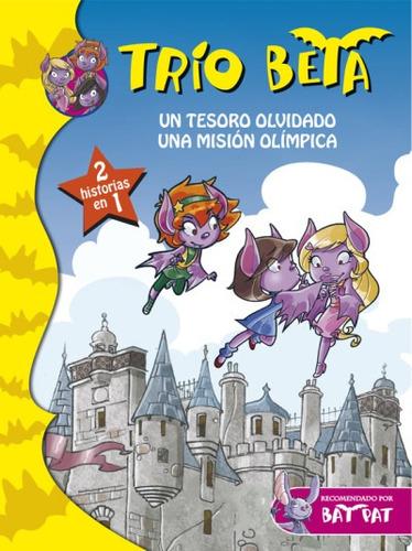 un tesoro olvidado y una misión olímpica(libro infantil y ju