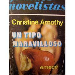 un tipo maravilloso christine arnothy  editó emecé argentina