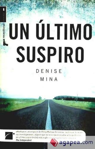 un último suspiro(libro )