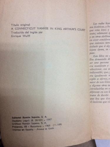 un yanki en la corte del rey arturo - mark twain - ed sopena
