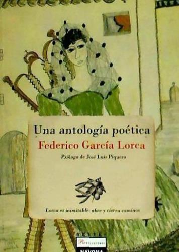 una antología poética(libro poesía)