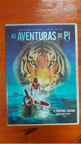 una aventura extraordinaria (la vida de pi)