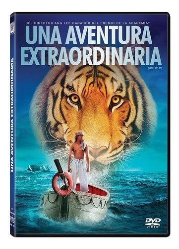 una aventura extraordinaria pelicula dvd