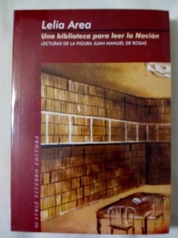 una biblioteca para leer la nación lelia area