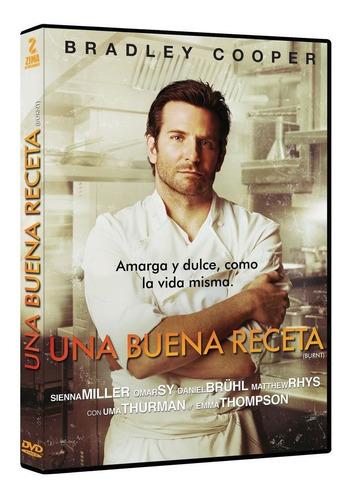 una buena receta bradley cooper película dvd