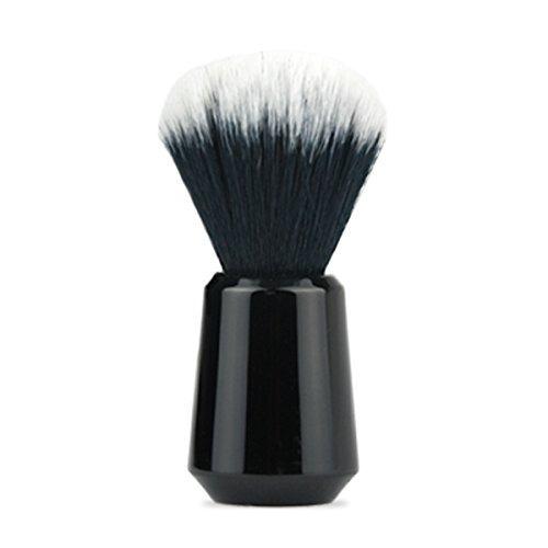 una cuchilla 20 mm esmoquin nudo sintético brocha de afeita