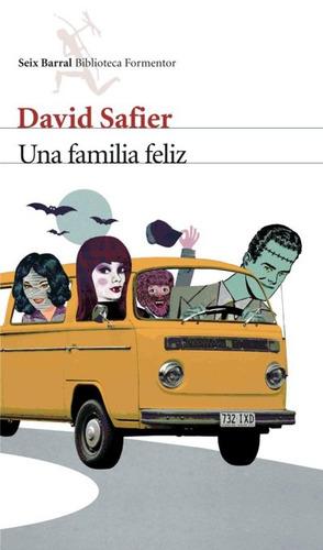 una familia feliz(libro novela y narrativa extranjera)