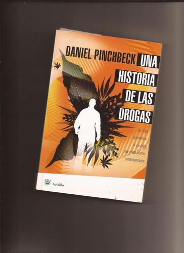una historia de las drogas - pinchbeck - nuevo!