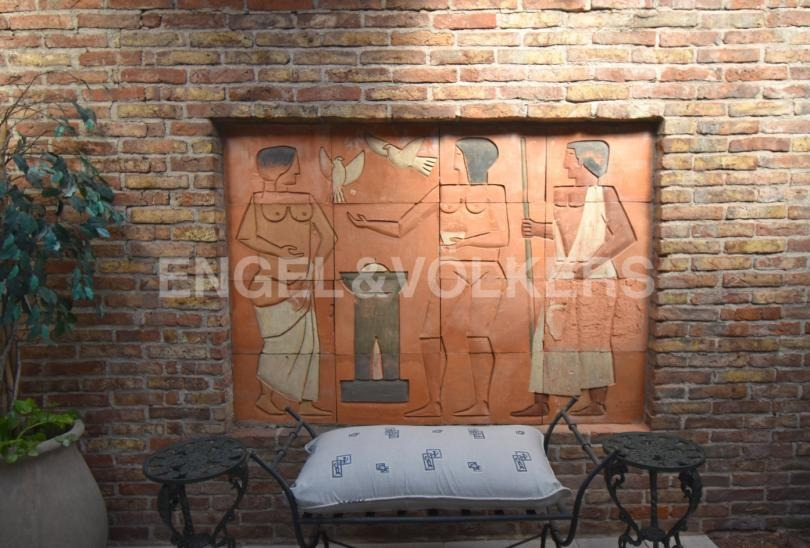 una joya de arte uruguayo