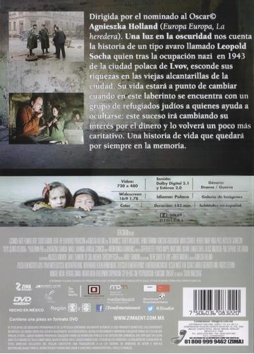 una luz en la oscuridad agniezka holland pelicula dvd