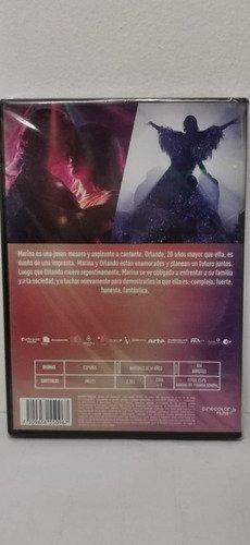 una mujer fantastica dvd nuevo chileno musicovinyl