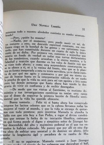 una novela limeña jose galvez luis alberto sanchez