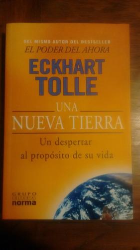 una nueva tierra - eckhart tolle - 2001