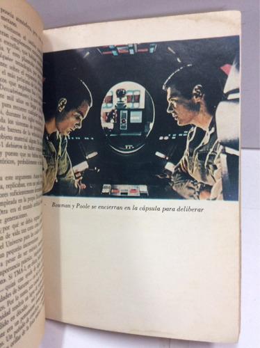 una odisea espacial 2001. arthur c. clarke